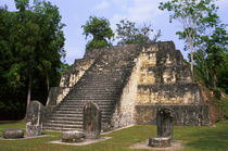 Built by the Ruler Chitam In the Year 771 A.d. by Wolfgang Kaehler