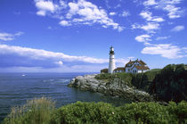 Portland Head Lighthouse by Wolfgang Kaehler