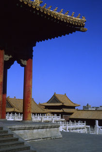 Forbidden City by Wolfgang Kaehler