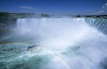 Maid of the Mist by Wolfgang Kaehler