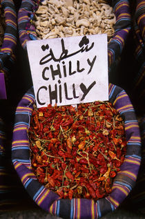 Chili Peppers von Wolfgang Kaehler