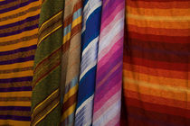 Colorful Fabrics by Wolfgang Kaehler