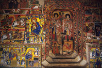 Biblical Wall Paintings von Wolfgang Kaehler
