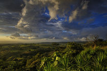 Dramatic Clouds by Wolfgang Kaehler