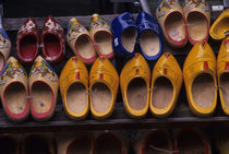 Wooden Shoes for Sale von Wolfgang Kaehler