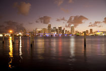 Miami Skyline von dreamtours