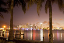 Miami Skyline by dreamtours