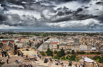 Cloudy Edinburgh by and979