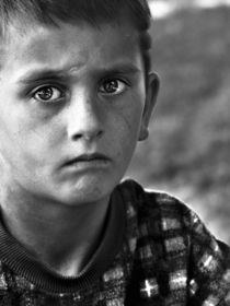 sad child von Nadya Sivkova