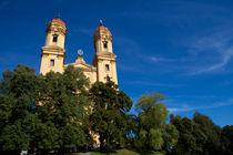 Pilgrimage Church Schönenberg von safaribears
