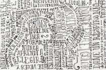 sopa de letras by Mariana Beldi
