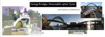 Swing Bridge, Newcastle upon Tyne von John Mackenzie