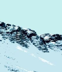 Mountain, Ssnow von Kristjan Karlsson