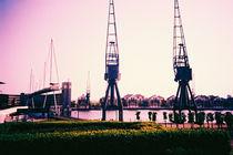 Docklands by Giorgio Giussani