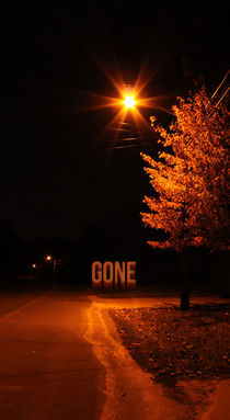 Gone by Mark Bolek