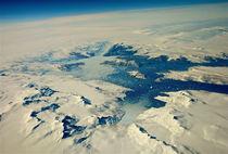 Greenland Glacier by Kristjan Karlsson