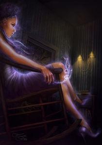 JITTY THE GHOST by Franziska Franke