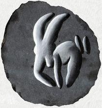 """Tierkreiszeichen """"Hase"""" von Istvan  Seidel"""