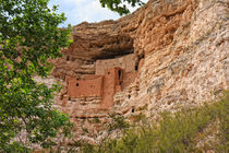 Montezuma Castle, Arizona USA by Bryan Hawkins