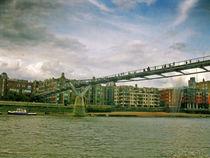 Millenium Bridge von Isabella Bauer
