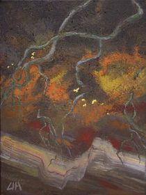 Elemente 1/ Erde (2011) von Ute Hegel