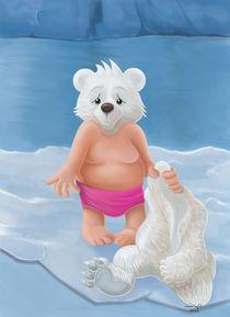 Urso sunga by diegofsaraiva