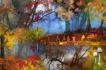 Herbst an der Elbe 2 von pahit