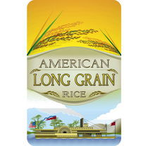 American Long Grain Rice by Rida Yanis