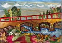 Love bridge by Irena Kosanovic