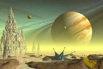 Astrobiologie 1 von Gerhard Hoeberth