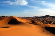 Desert by Juan C. García
