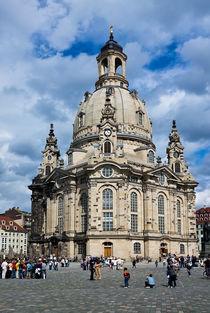 Frauenkirche - Dresden by Jörg Hoffmann