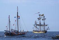 Begegnung auf der Sail 2011 von ir-md
