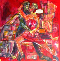 Last tango in Paris by Kiril Katsarov
