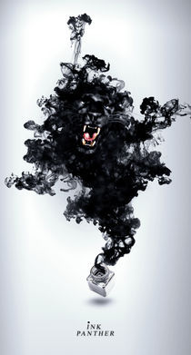 Ink Panther - smaller edit by Ralf Krause