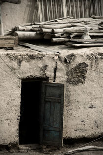The old door von Diana Kartasheva