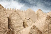 Grave's of Khiva by Diana Kartasheva