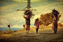 life in the village by Diana Kartasheva