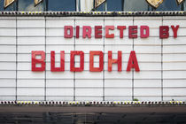 DIRECTED BY BUDDHA by Dennis Largo Schulz
