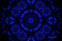 Moonlight Mandala (signed) by Richard H. Jones