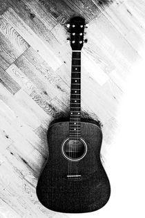Guitar  von Derouiche salaheddine