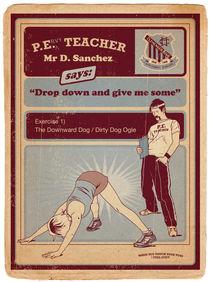 Pervy Teacher by Darren Martin