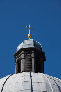 Top of a chapel by safaribears
