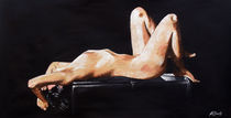 Reclining Courtesan by ventures-in-art