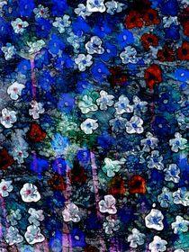 BlumenARTblau by claudiag