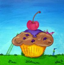 Spring Muffin by Natalie Besser
