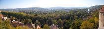 View from Castle Hohentübingen von safaribears