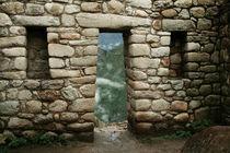 Inca house in Cusco von rubix