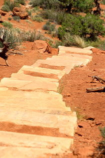 Rocky Path, Arches National Park, Utah by May Kay