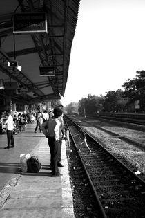 Railway Runaway by Mufaddal Hussain